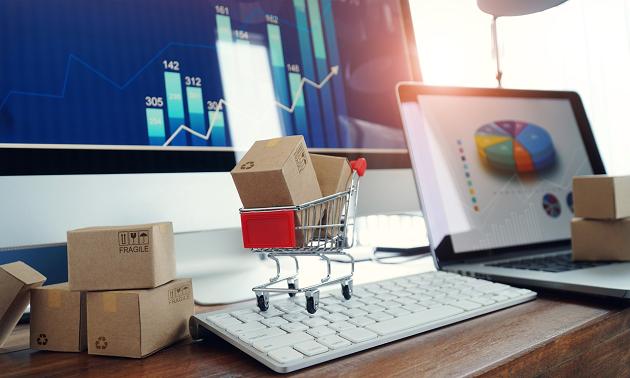 Online-Shop Service